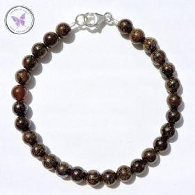 Classical Bronzite Bracelet